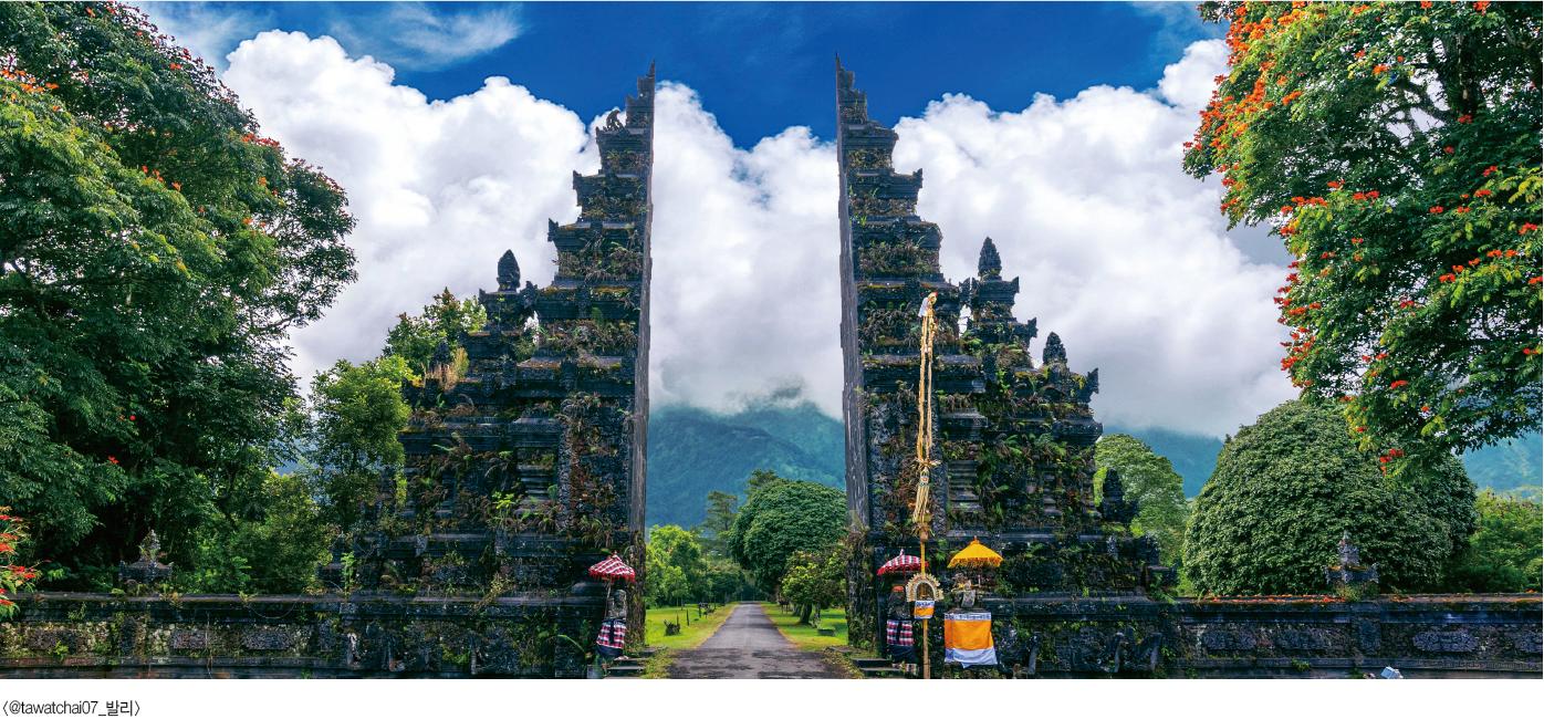 다양한 문화가 공존하는 인도네시아